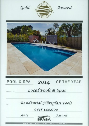 2014-gold-award-residential-fibreglass-pools-over-40k