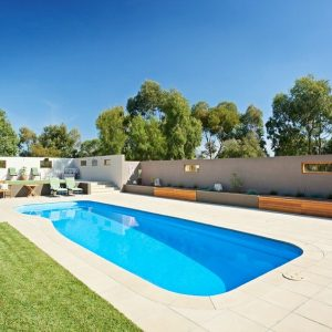 Riviera Fibreglass Pool
