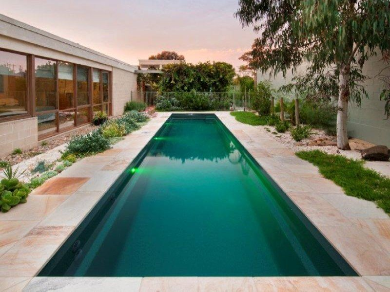 Local Pools and Spas Sydney Fibreglass Pool Builder NSW Compass Pools Fast Lane 3