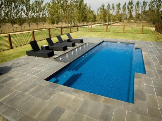 Local Pools and Spas Sydney Fibreglass Pool Builder NSW Compass Pools Vogue 5