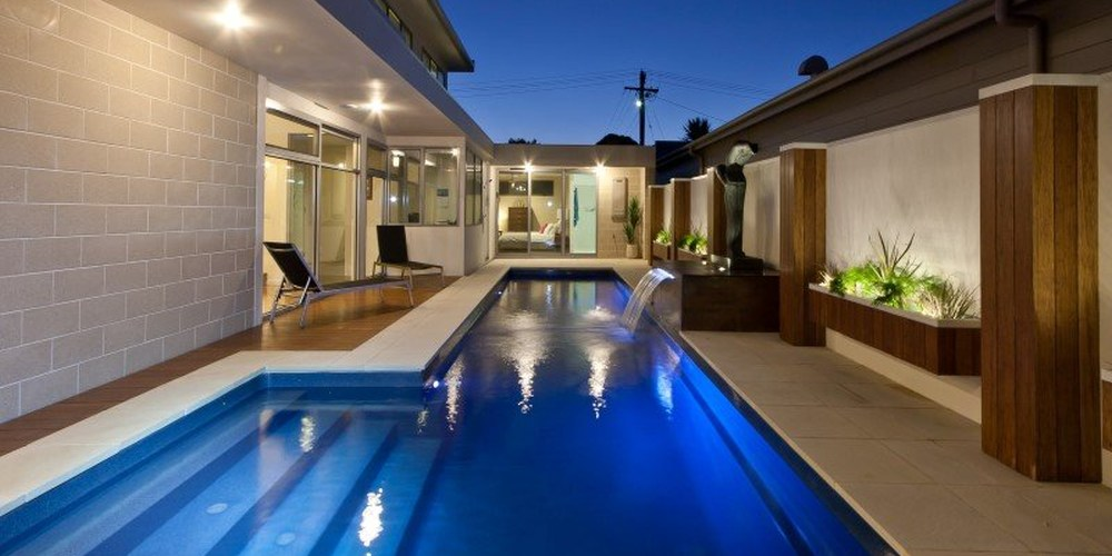 Installation cost needs to be included in the pool cost considerations