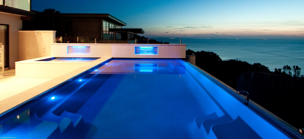 Local Pools and Spas Building infinity pools in the Greater Sydney region