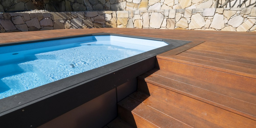 Little Pools directly compete with swim spas