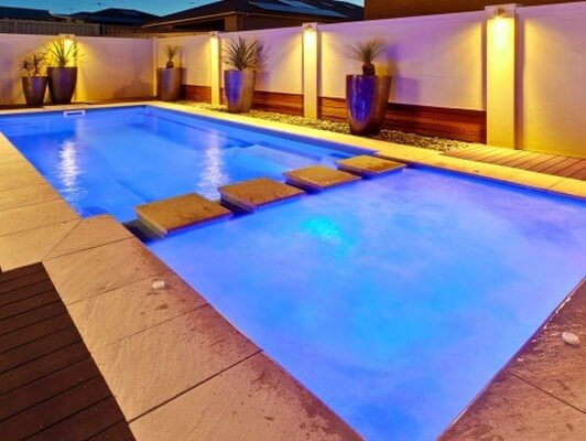 Fibreglass Family Pools   Local Pools and Spas Sydney