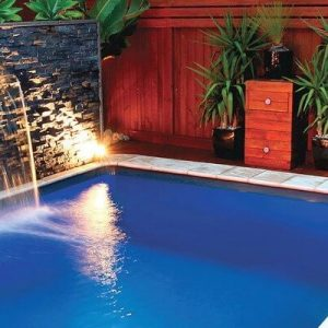 Fibreglass Pool Shapes - Plunge Pool