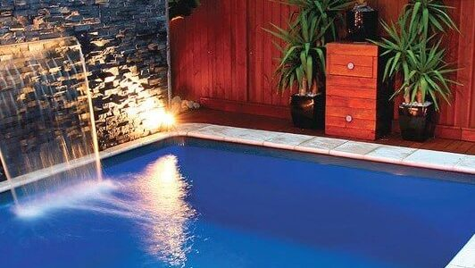 Small Fibreglass Swimming Pools Local Pools And Spas Sydney