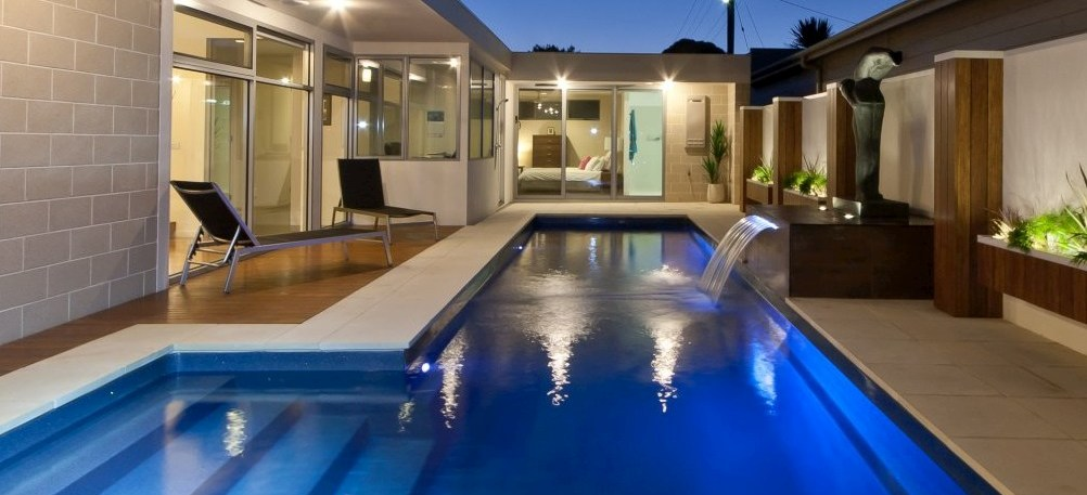 Local Pools and Spas Sydney All about fibreglass lap pools