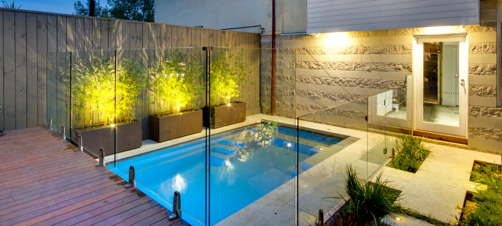 Big or small - it is always great to own a swimming pool