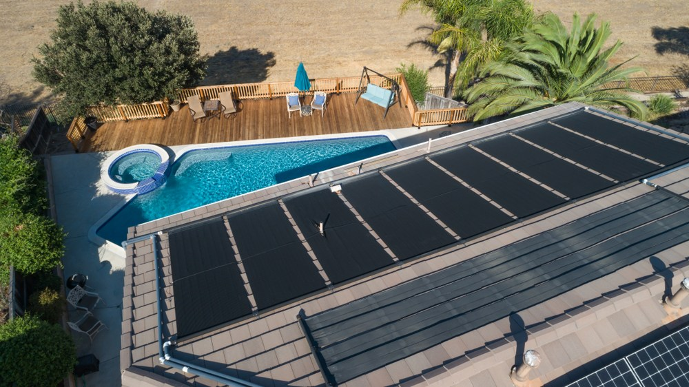 Popular solar pool heaters