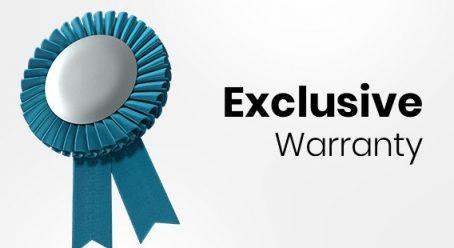 Pool Features Exclusive warranty